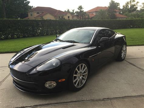 Aston Martin For Sale by 2003 Aston Martin Vanquish For Sale