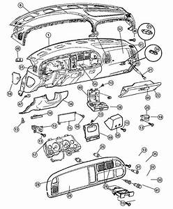 Ford Truck Dash Parts