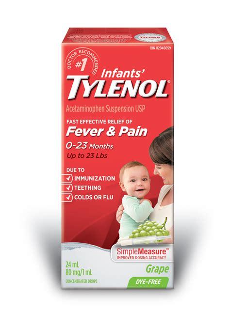 Infants Tylenol Drops Tylenol