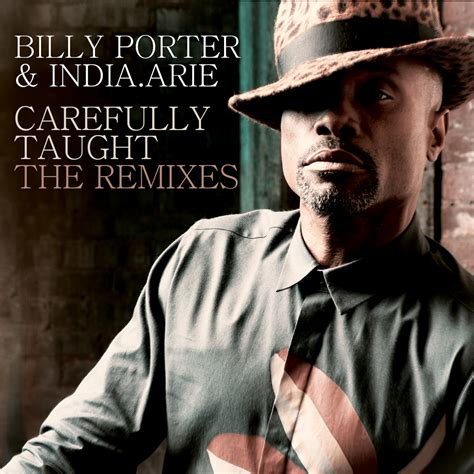 Hear Billy Porter India Arie Fantastic Remixes