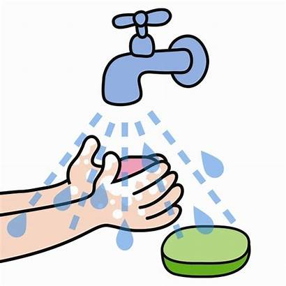Wash Hands Clipart Cliparts Washing Clip Hand