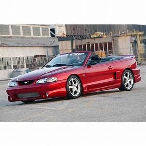 94-98 Ford Mustang (Coupe/Convertible - 3.8 - 5.0) Ground Effects Kit – Team Xenon