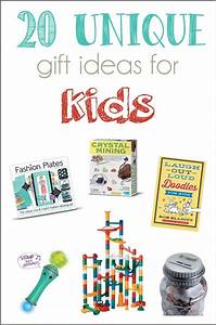 20 Unique Gift Ideas for Kids and a GIVEAWAY! - Cutesy Crafts