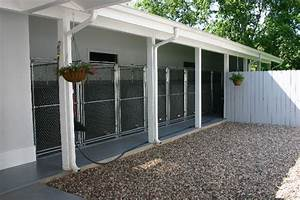 covered outdoor kennel runs let39s howl with the hounds With covered dog kennels runs