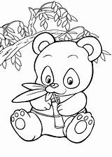 Bamboo Coloring Pages Getcolorings Printable sketch template