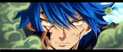 fairy tail  jellal   guard  kyuubii