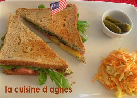 la cuisine d agnes sandwich bacon pêche et roquette la cuisine d 39 agnèsla