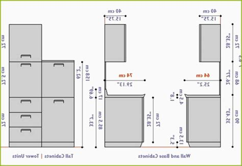 kitchen cabinet dimensions 12 fresh kitchen bottom cabinet size photograph kitchen 6690