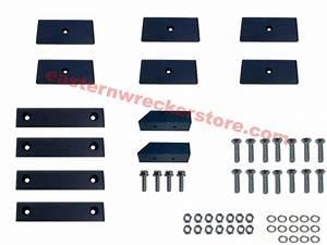 Jerr Dan Carrier Wear Pad Kit Part  9577650037  Jerr Dan