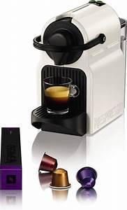 Nespresso Inissia Krups : krups nespresso apparaat inissia xn1001 wit ~ Melissatoandfro.com Idées de Décoration