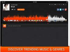 SoundCloud App Gets Updated for the iPhone 6, Now Lets You