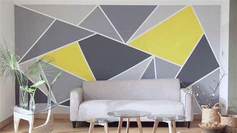 Resultado de imagen de pintura geometrica muro