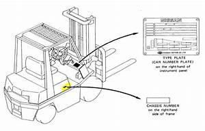 Yale Forklift Brake Parts Diagram