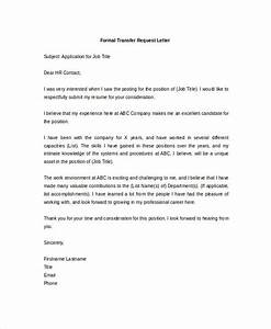Cover Letter Non Profit Sample Letter Format Formal Request Free Resume Cover And
