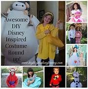 Awesome DIY Disney Inspired Costume Round Up  Costumes American Girl      Diy Disney Costumes