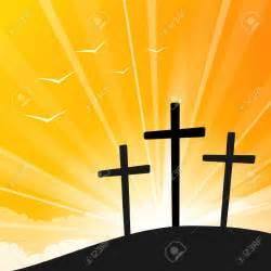 Cross Religious Easter Clip Art