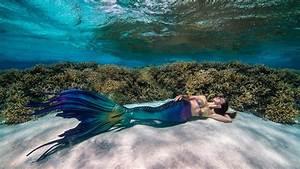 Seethroughsea Mermaid Experience - Tahiti
