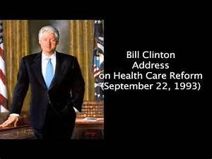 Clinton Health Care Plan of 1993