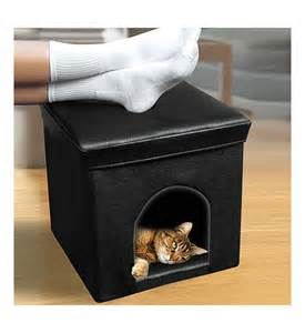 cat ottoman pet home and ottoman in ottomans