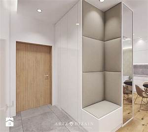 Deko Ideen Vorraum : wizualizacja mieszkania w or owie hol przedpok j styl nowoczesny zdj cie od arte dizain ~ Bigdaddyawards.com Haus und Dekorationen