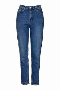MOTO Dark Blue Mom Jeans - Jeans - Clothing - Topshop