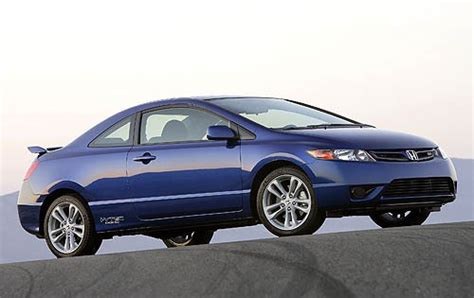 Used 2007 Honda Civic Coupe Pricing