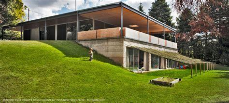 maison bois en kit toit plat extension bois toit plat mzaol