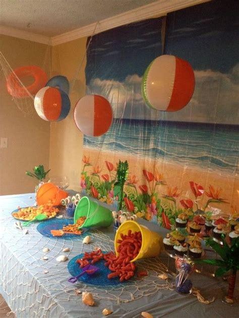 festa infantil vamos  praia ryder birthday