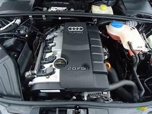 2006 Audi A4 2 0t Quattro Sedan 2 0 Liter Fsi Turbocharged Dohc 16