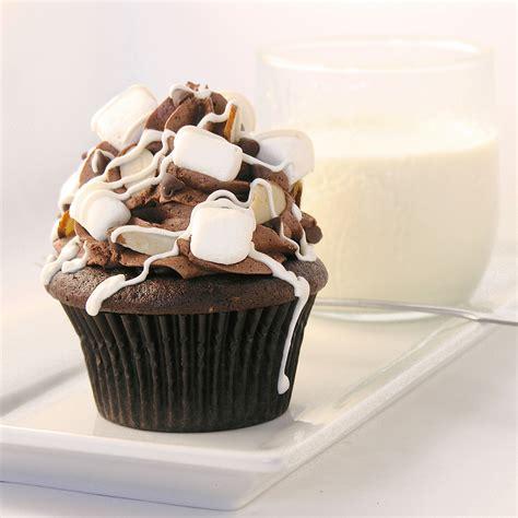 rocky road cupcakes easybaked