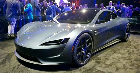 Tesla Roadster SpaceX Option Could Add Rocket Thrusters ...
