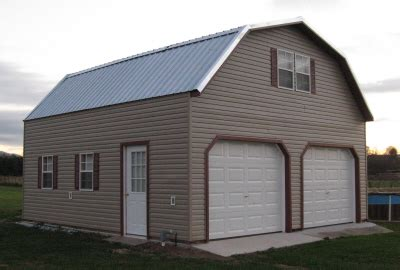 2 Story Garage Packages by Two Story Garage Kits Smalltowndjs