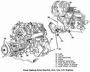 I Am Having Problems Removing Power Steering Pump On 1992