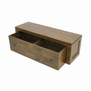 Meuble En Solde : coffre tiroir en bois exotique d co design montr al ~ Teatrodelosmanantiales.com Idées de Décoration
