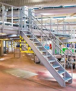 Escalier Métallique Industriel : escalier industriel ~ Melissatoandfro.com Idées de Décoration