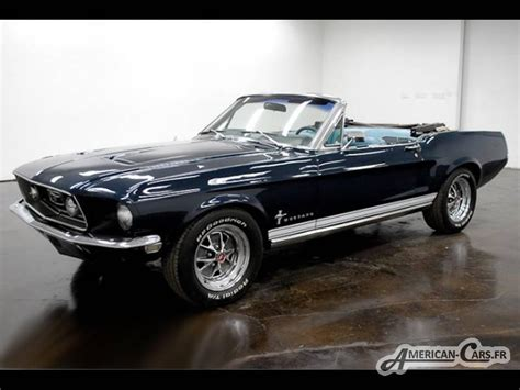 ford mustang  cabriolet voiture dimportation