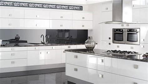 kitchen islands with wine racks reflections high gloss white kitchen modern kitchen