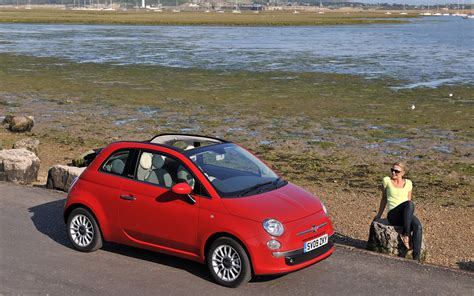 New Fiat 500 C Widescreen Exotic Car Pictures 06 Of 48