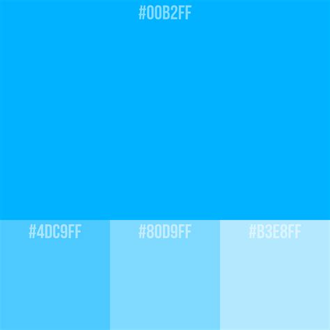 pastel blue color code rgb new the best code of 2018 it s okay to be smart what is sky blue anyway color
