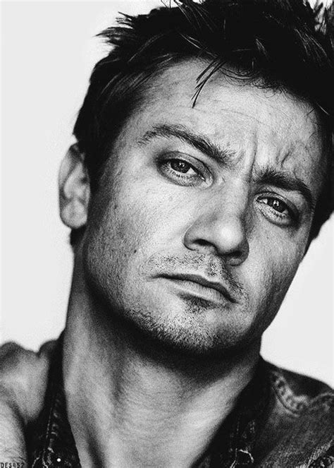 Extremely Hot Men Jeremy Renner Actors Gorgeous