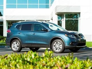 nissan rogue revealed kelley blue book