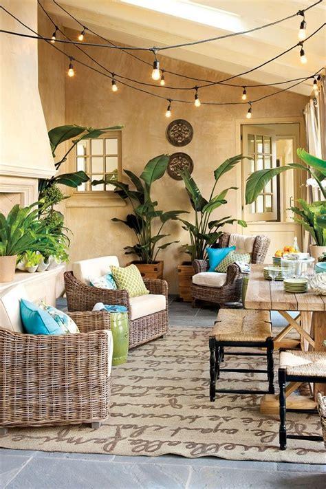 ways  arrange  porch furniture outdoor rooms