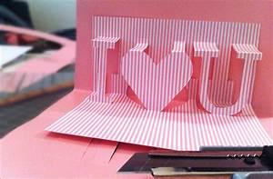 Pop Up Karte : tag der liebe heute echt hochzeitsblog marrymag der hochzeitsblog ~ Markanthonyermac.com Haus und Dekorationen