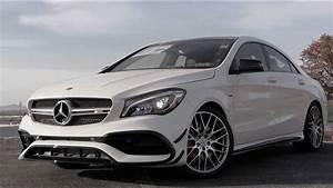 Mercedes Classe Cla Amg : 2018 mercedes benz amg cla45 review youtube ~ Medecine-chirurgie-esthetiques.com Avis de Voitures
