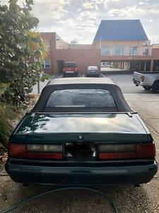 92 mustang convertible 5.0 for Sale in N REDNGTN BCH, FL - OfferUp