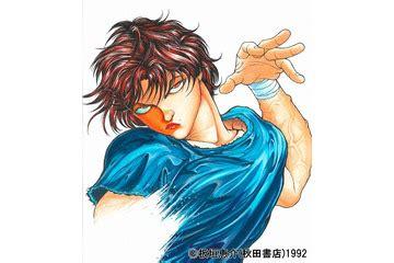 baki anime jk バキ 新作アニメシリーズ netflixにて2018年夏から配信開始 アニメ アニメ