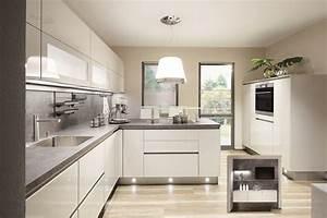 lux line n sable fin envia cuisines With cuisine couleur sable fin
