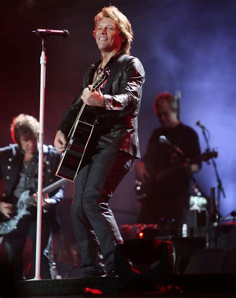 Bon Jovi Performing Perth Zimbio