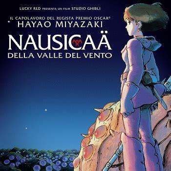 I 10 Migliori Anime Dello Studio Ghibli Di Sempre Nausicaa Della Valle Vento Trailer 5 6 E 7 Ottobre