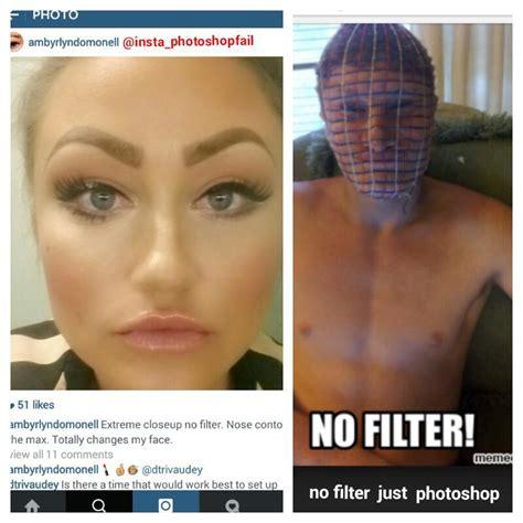 Photoshop Memes - makeup filter meme makeup vidalondon